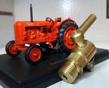 "Radiator Engine Block Drain Tap Brass 1/4"" BSP Nuffield 10/40 10/60 Tractor"