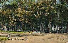 ST. HYACINTHE QC – Vue du Parc Park View - 1913