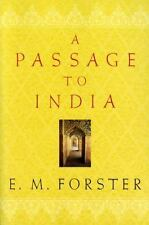A Passage to India classic paperback FREE SHIPPING Edward Morgan Forster e m em