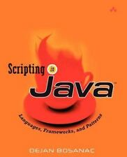 Scripting in Java : Languages, Frameworks, and Patterns by Dejan Bosanac.