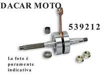 539212 ALBERO MOTORE MALOSSI PIAGGIO QUARTZ 50 2T LC GR.T.318884-3112099