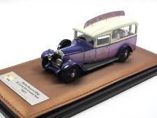 GLM 1923 Rolls Royce 20 HP Hooper converted into S. Luca Ice Cream Van 1/43