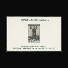 Dominican Republic, Sc #508a, Imp, MNH, 1959, S/S, General Trujillo. 1118