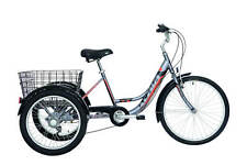 Bicycle Atala Cargo Unisex 2020 3 Wheels Tricycle for Adults Shimano