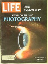 1966 Life Magazine: Photography Double Issue