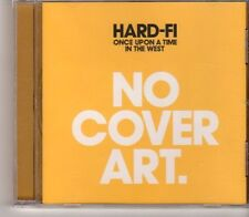 (GA645) Hard-Fi, Once Upon A Time In The West - 2007 Sealed CD