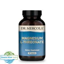 Magnesium L-threonate (magtein 2000mg)   Dr. Mercola   90 Kapseln   Brain Gesundheit
