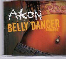(DY521) Akon, Belly Dancer (Bananza) - 2005 DJ CD