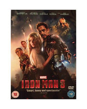 Iron Man 3 (DVD) Disc Only. Please Read Description