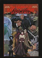 The League Of Extraordinary Genrlemen.Alan Moore.Vol.2.Hardcover.Ist Ed.