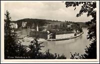 Kloster Weltenburg Bayern Postkarte ~1930/40 Blick auf das Kloster ungelaufen