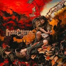 Infernus 0822603136326 by Hate Eternal CD