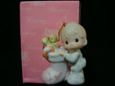 Precious Moments Ornaments-Family Series-Toddler Son