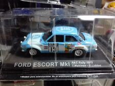 FORD ESCORT MK I RAC RALLY  1973 T. MAKINEN H.LIDDON   IXO 1/43 NUEVO-NEW