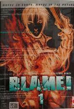 BLAME! 1-10 Del 2000. 1'ediz. Di tsutomu nihei CON N 9 BLISTERSTO CON NOISE