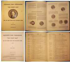 Booklet-Frederic Earl Frankhauser-The Penny Man-His Life & Work-Encased Coins-rF