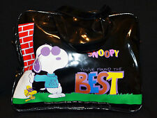 Vintage Snoopy Joe Cool Bag United Feature Syndicate 1971 Rare
