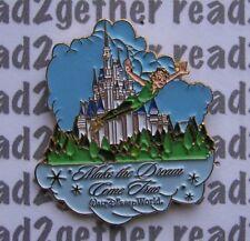 Disney Pin Wdw Make the Dream Come True Peter Pan