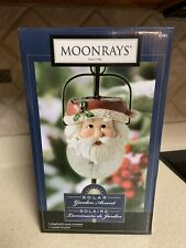Moonrays Solar Powered Outdoor LED Santa Light