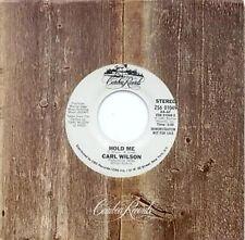 CARL WILSON (OF BEACH BOYS) - HOLD ME - CARIBOU 45- WLP