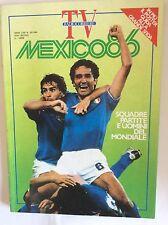 PRESENTAZIONE CAMPIONATI MONDIALI CALCIO 1986 COPPA DEL MONDO MESSICO MEXICO