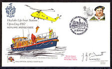 Ships, Boats Used Great Britain Stamp Covers