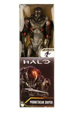 "Mattel NEW Halo Promethean Sniper Poseable 12"" Action Figure Free Ship! Toy (L"