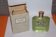 (B) Flacon extrait de lavande point bleu Sauzé (french perfume)