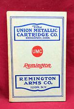 1910 Remington-UMC Catalog, 1962 Reproduction