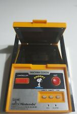 Snoopy Game And Watch Nintendo