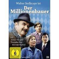DER MILLIONENBAUER 3 DVD MIT WALTER SEDLMAYR NEU