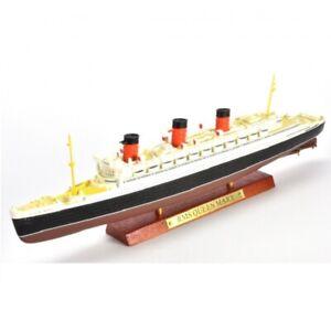 RMS QUEEN MARY Transatlantic 1:1250 Ocean Liners boat Atlas Diecast