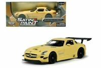1:24 Scale Mercedes SLS AMG GT3 GT 2012 Satin Detailed Diecast Model Car 79501