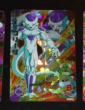 DRAGON BALL Z DBZ HEROES GALAXY MISSION PART 10 CARD PRISM CARTE HG10-53 SR NM