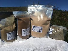 NATURAL MAGNESIUM CHLORIDE FLAKES HUMANGRADE FROM DEADSEA 4.8KG HERBS FOR HORSE