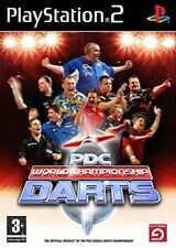 PlayStation 2 PS2 Game PDC World Championship Darts