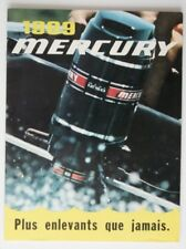 MERCURY Outboards 1969 dealer brochure - French - Canada - ST1002000318