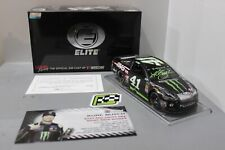 2018 Kurt Busch Monster Bristol Race Win Elite 1:24 NASCAR Diecast