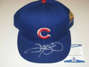 SAMMY SOSA (Cubs) Signed MLB 2000 ALL-STAR Game HAT (Fitted CAP) w/ Beckett COA