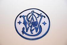 SMITH & WESSON S&W LOGO PATCH M&P 9MM .40 .45 22 SHIELD SIGMA BODYGUARD GOVERNOR