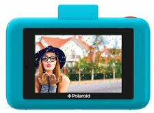 Polaroid Snap Touch Instant Print Digital Camera Blue (Includes 10 Free Sheets)