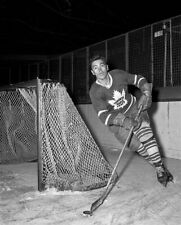 George Armstrong Toronto Maple Leafs 8x10 Photo