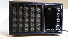 VINTAGE Channel Master Wooden Radio FM AM Model 6259 WORKING