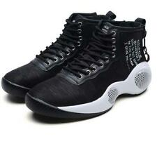 Men Basketball Outdoor Trainers Sport Breathable Sneakers High Top Shoes Fashion
