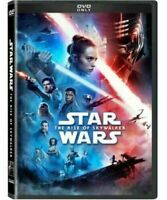 SHIPS NOW NEW- Star Wars The Rise of Skywalker DVD!