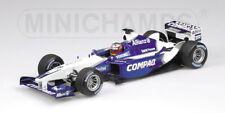 Williams Bmw Fw24 J.P. Montoya 2002 Minichamps Neutral Box 1:43 433020006