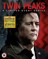 Twin Peaks: A Limited Event Series Blu ray RB New & Sealed