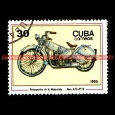 MARS A20 1926 - Moto Timbre Poste