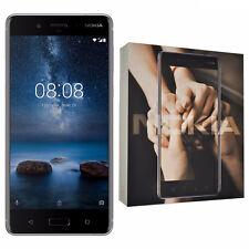 Nokia 8 4g 64 GB Steel # AU 3524