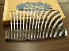 NOS OEM Ford 1984 1985 1986 1987 Lincoln Continental Grille Givenchy Valentino